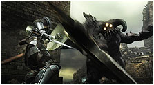 Demon's Souls Art & Characters Gallery
