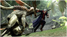 Devil May Cry 4 Art & Characters Pictures