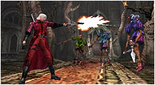 Devil May Cry Art, Pictures, & Characters