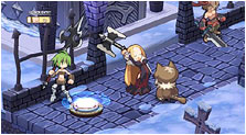 Disgaea 4: A Promise Unforgotten Art & Characters Gallery