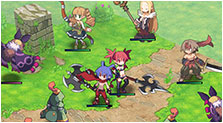 Disgaea D2: A Brighter Darkness Art, Pictures, & Characters