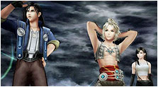 Dissidia 012 Final Fantasy Art & Characters Gallery
