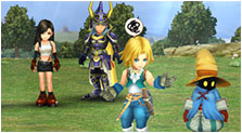 Dissidia Final Fantasy Opera Omnia Art & Characters Pictures
