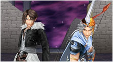 Dissidia Final Fantasy Art & Characters Pictures