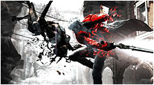 DmC: Devil May Cry Art & Characters Gallery