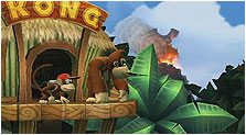 Donkey Kong Country Returns Art & Characters Gallery