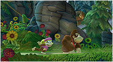 Donkey Kong Country: Tropical Freeze Art & Characters Pictures