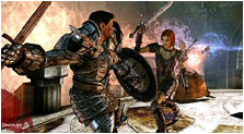 Dragon Age: Origins Art & Characters Gallery