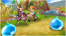 Dragon Quest XI: Echoes of an Elusive Age Art & Characters Gallery