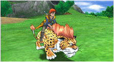 Dragon Quest VIII: Journey of the Cursed King Art & Characters Gallery