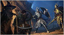 Dragon's Dogma: Dark Arisen Art & Characters Pictures