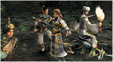 Dynasty Warriors 4 Art, Pictures, & Characters
