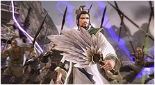 Dynasty Warriors 7 Art & Characters Gallery