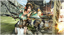 Dynasty Warriors 8 Art & Characters Gallery
