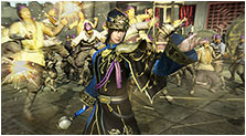 Dynasty Warriors 8: Empires Art & Characters Gallery