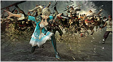 Dynasty Warriors 8: Xtreme Legends Art & Characters Gallery