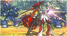 Dynasty Warriors: Gundam 3 Art & Characters Gallery