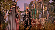 The Elder Scrolls Online Art & Characters Pictures