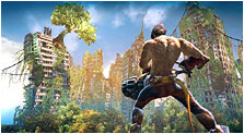 Enslaved: Odyssey to the West Art & Characters Gallery