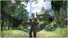 Fable II Art & Characters Gallery