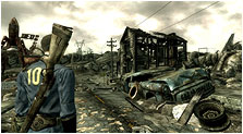 Fallout 3 Art & Characters Pictures
