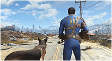 Fallout 4 Art & Characters Gallery