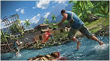 Far Cry 3 Art, Pictures, & Characters