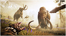 Far Cry Primal Art & Characters Pictures