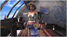 Final Fantasy X-2 Art & Characters Gallery