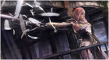 Final Fantasy XIII-2 Art & Characters Pictures