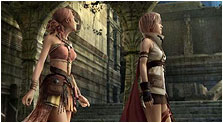 Final Fantasy XIII Art & Characters Pictures