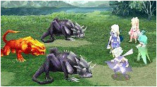 Final Fantasy IV (DS) Art & Characters Gallery