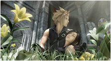 Final Fantasy VII: Advent Children Art & Characters Gallery