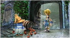 Final Fantasy IX Art & Characters Pictures