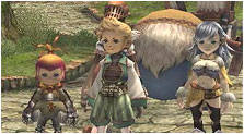 Final Fantasy Crystal Chronicles Art & Characters Gallery
