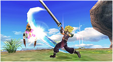 Final Fantasy Explorers Art & Characters Pictures