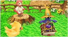 Final Fantasy Fables: Chocobo Tales Art & Characters Pictures