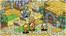 Final Fantasy Tactics Advance Art & Characters Gallery