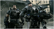 Gears of War Art & Characters Gallery