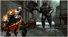 God of War III Art & Characters Pictures