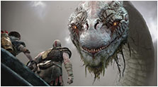 God of War Art & Characters Pictures