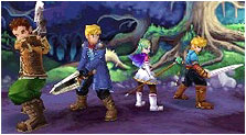 Golden Sun: Dark Dawn Art & Characters Gallery
