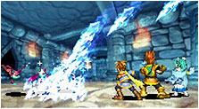 Golden Sun Art & Characters Pictures