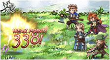 Granblue Fantasy Art & Characters Gallery