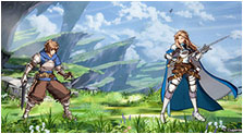 Granblue Fantasy Versus Art & Characters Gallery