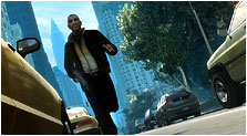 Grand Theft Auto IV Art, Pictures, & Characters