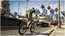Grand Theft Auto V Art, Pictures, & Characters