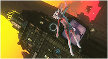 Gravity Rush Art, Pictures, & Characters
