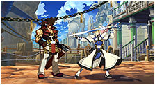 Guilty Gear Xrd -Sign- Art & Characters Gallery