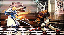 Guilty Gear XX Accent Core Art & Characters Gallery